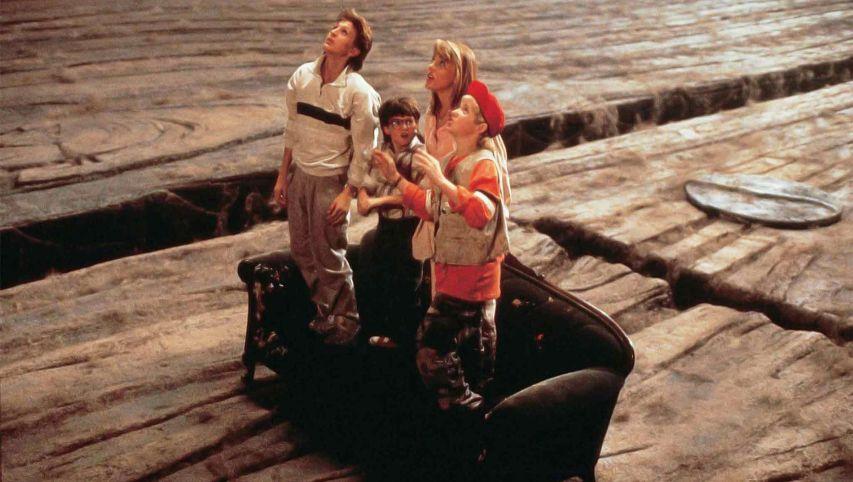 Кадр из фильма «Дорогая, я уменьшил детей»