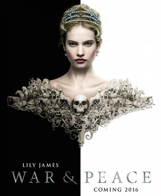 Постер сериала «Война и мир»