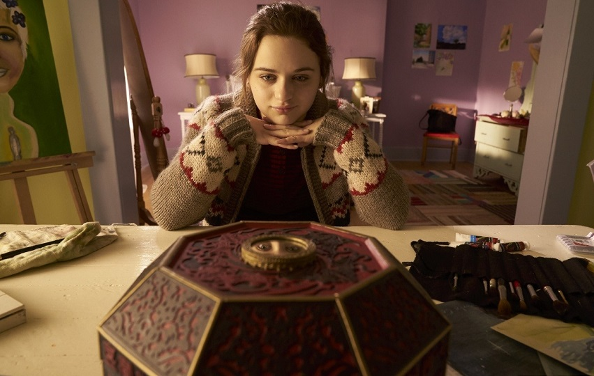 Кадр из фильма «Бойся своих желаний»