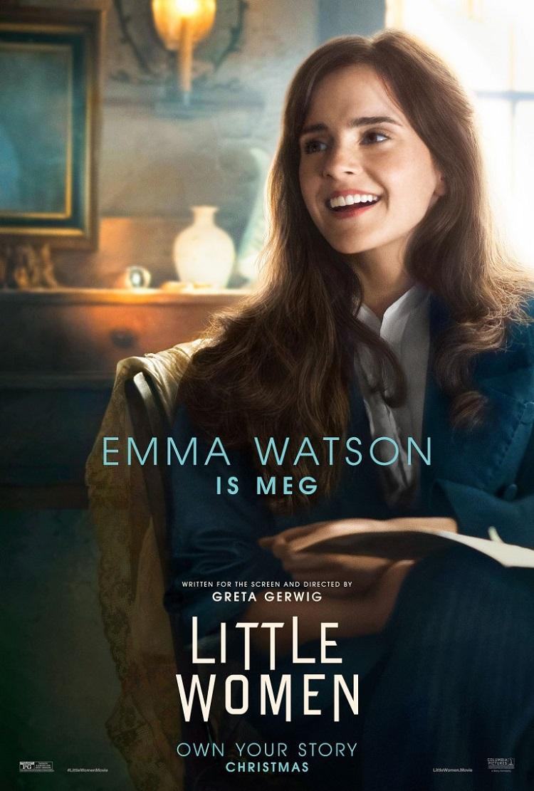 Постер фильма «Маленькие женщины»