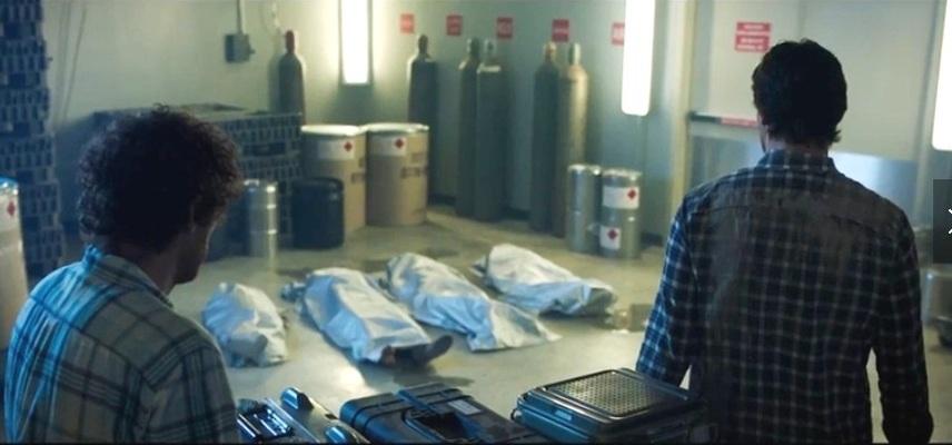 Кадр из фильма «Репродукция»