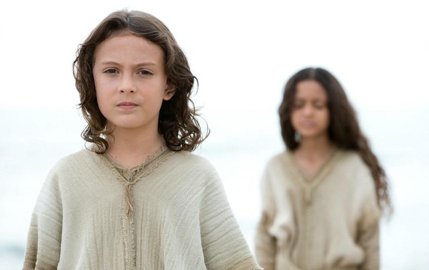 Кадр из фильма «Молодой мессия»