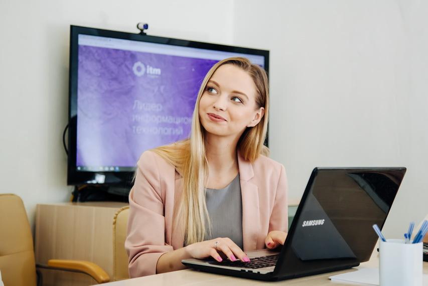 Менеджер по подбору персонала ITM Холдинга Анастасия Потапова рассказывает как не бояться собеседования
