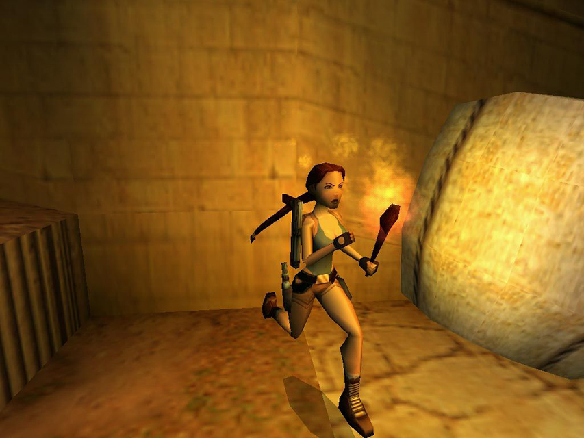 Tomb Raider: The Last Revelation (1999)