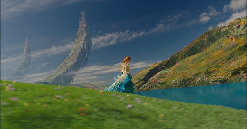 Кадр из фильма «Излом времени»