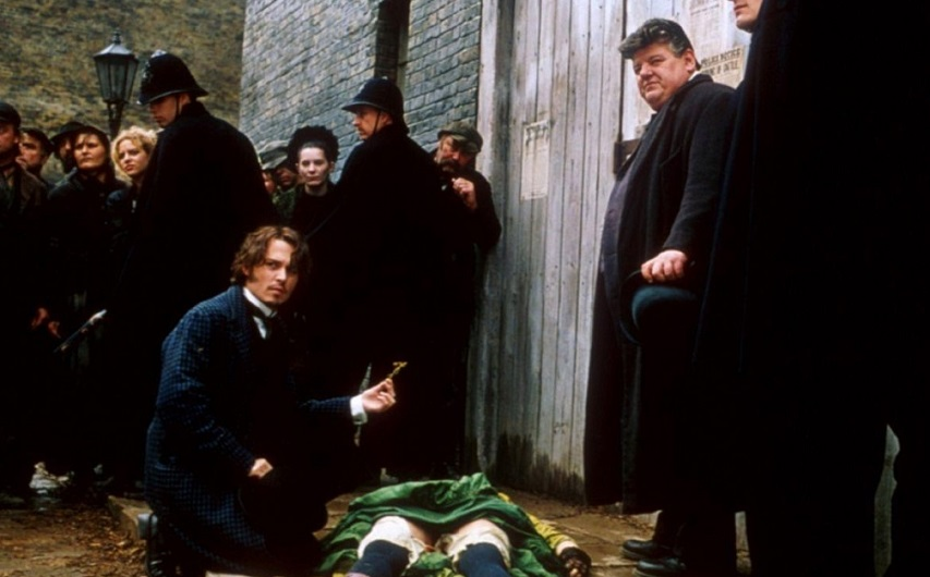 Кадр из фильма «Из ада»