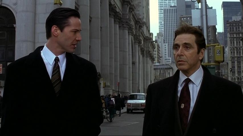 Кадр из фильма «Адвокат дьявола»
