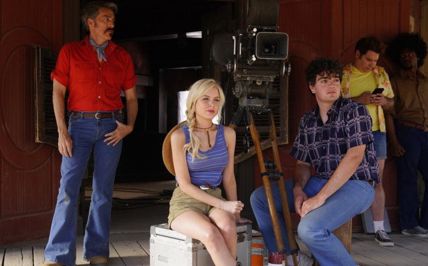 Кадр из фильма «Афера по-голливудски»