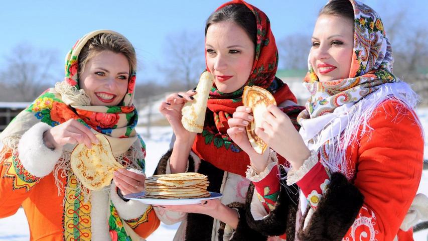 Масленица. Фото с сайта http://therussiantimes.com