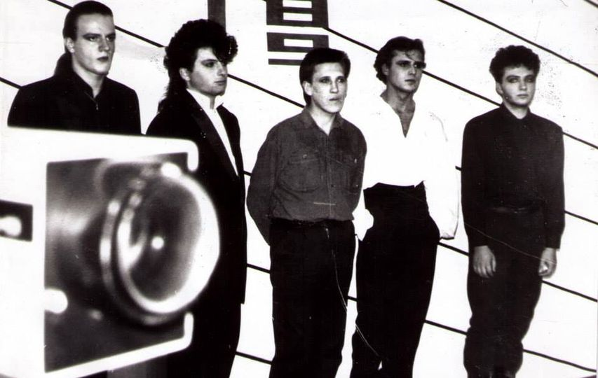 Фото из Архива Свердловского рок-клуба