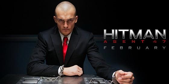 Постер фильма «Агент 47»