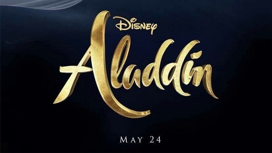 Тизер-постер фильма «Аладдин»