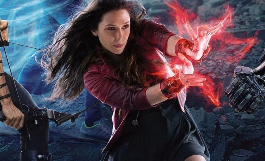 Постер фильма «Мстители: Эра Алтрона»