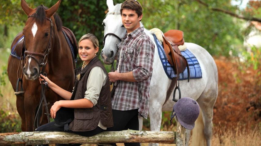 Прогулка на лошадях. Фото с сайта kharkov.bodo.ua