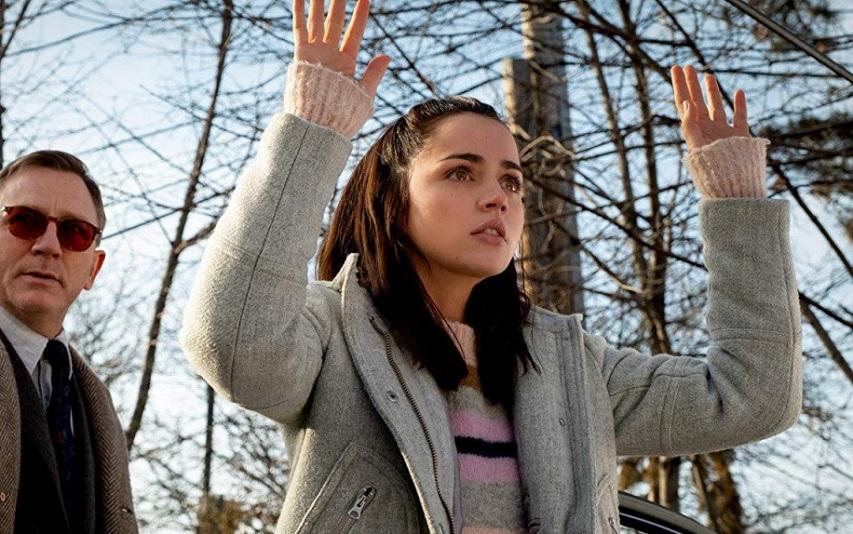 Кадр из фильма «Достать ножи»