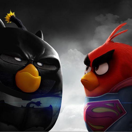 Постер мультфильма «Злые птички»