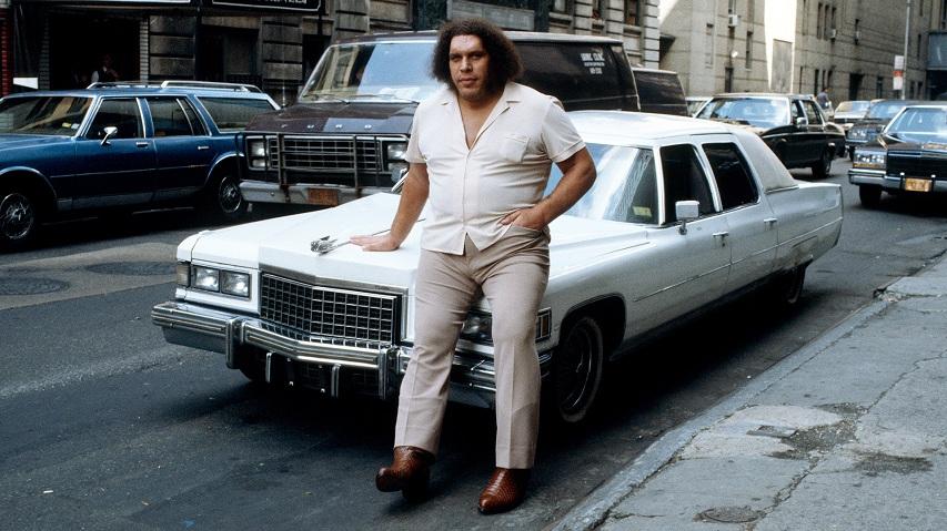 Андре Гигант. Фото с сайта WWE.com