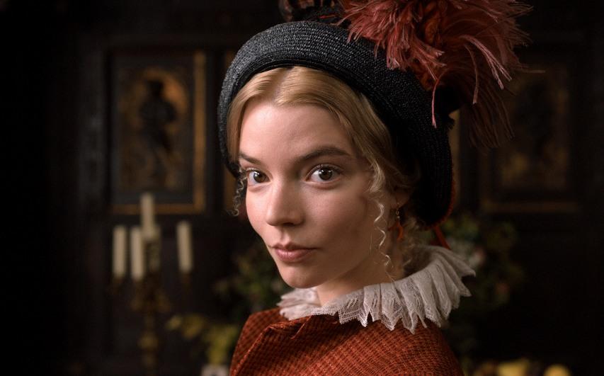 Кадр из фильма «Эмма.»