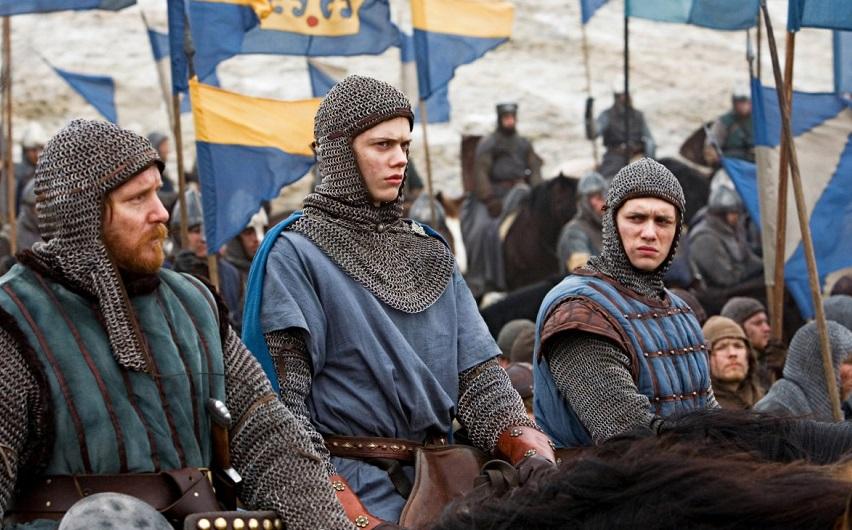 Кадр из фильма «Арн: Объединенное королевство»
