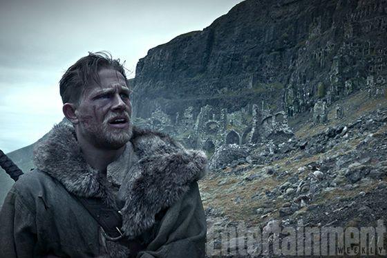 Кадр из фильма «Король Артур: Рыцари круглого стола»