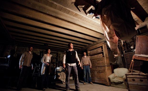 Кадр из фильма «Заклятие»