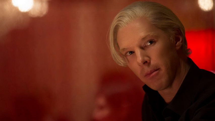 Кадр из фильма «Пятая власть»