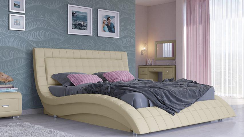 Кровать с подъемным механизмом Атлантико в магазине «Дом Диванов»