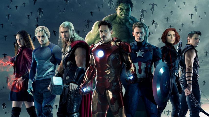 Постер к фильму «Мстители 2: Эра Альтрона». Изображение с сайта meownauts.com