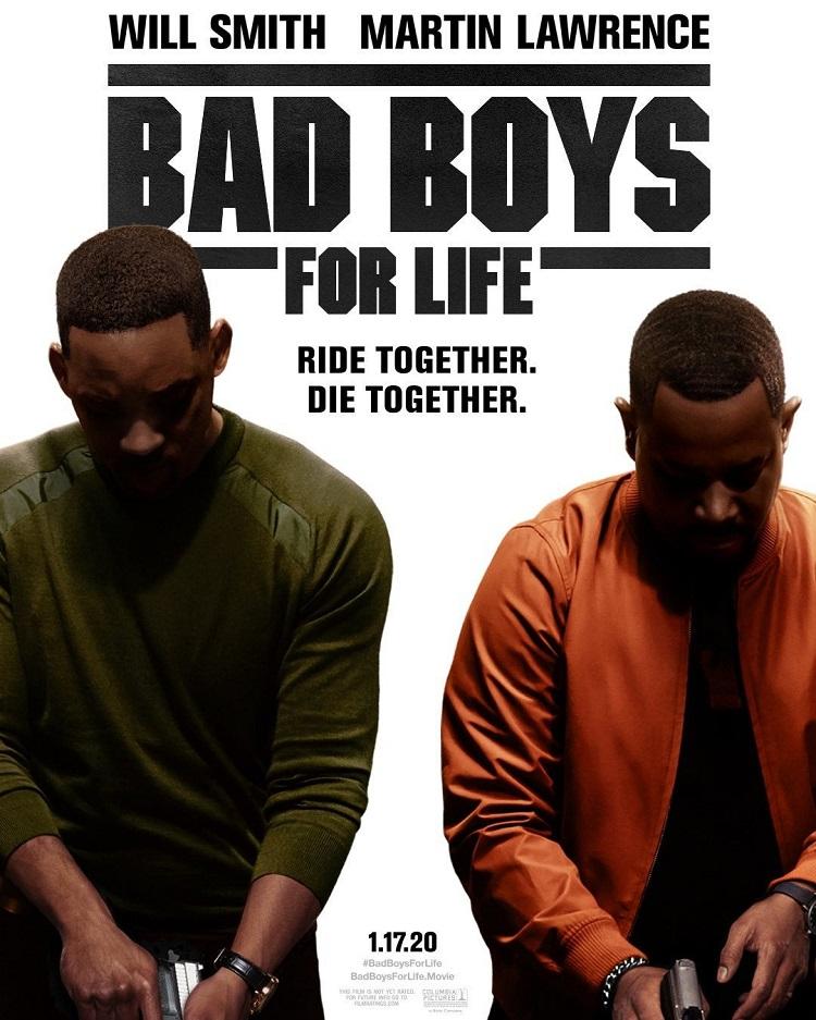 Постер фильма «Плохие парни навсегда»