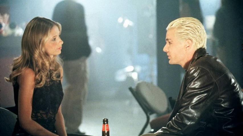Кадр из сериала «Баффи - истребительница вампиров»