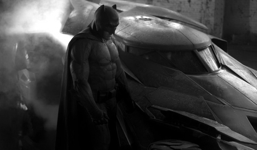 Кадр из фильма «Бэтмен против Супермена»