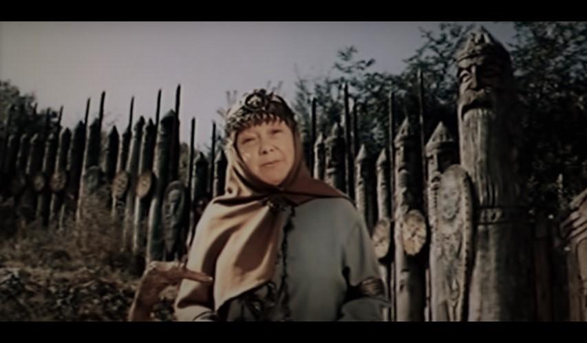 Кадр из фильма «Финист, ясный сокол»