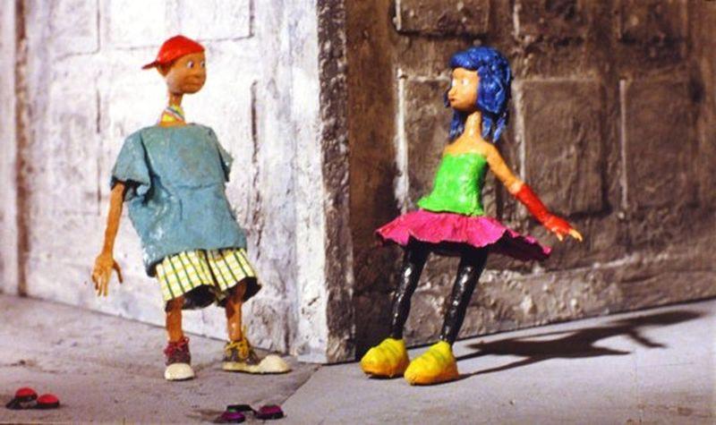 Кадр из мультфильма «Три мелодии»