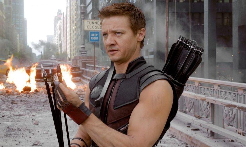 Кадр из фильма «Мстители»