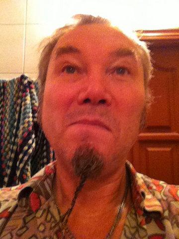 Владимир Бегунов. Фото из блога музыканта bolodya-begunov.livejournal.com