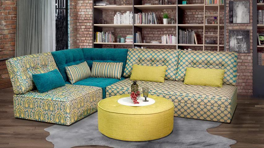 Модульный диван Бэлла в магазине «Дом Диванов»