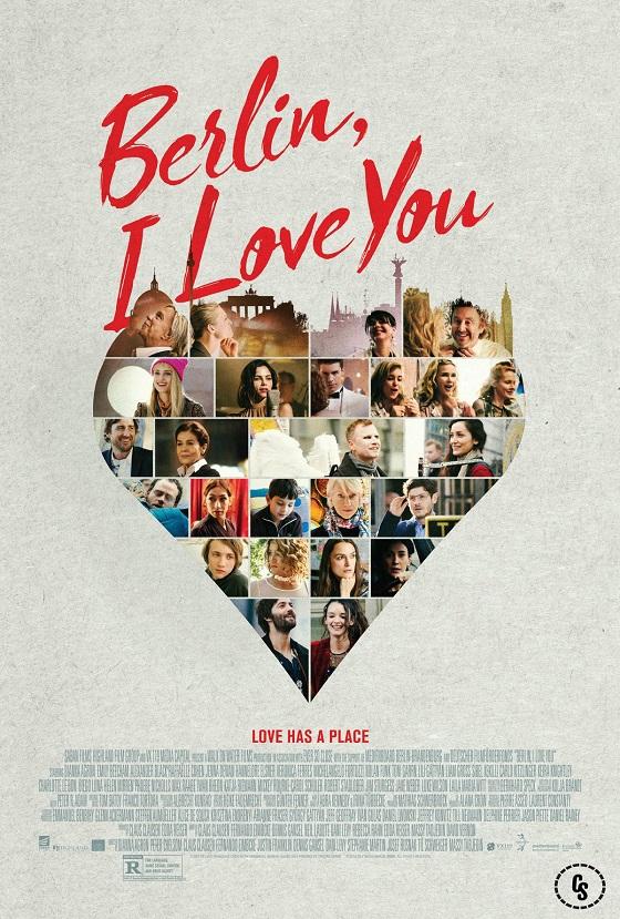 Постер фильма «Берлин, я люблю тебя!»
