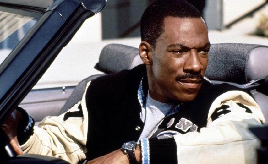 Кадр из фильма «Полицейский из Беверли-Хиллз»