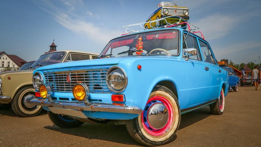 «Копейка». Фото с сайта auto.mail.ru