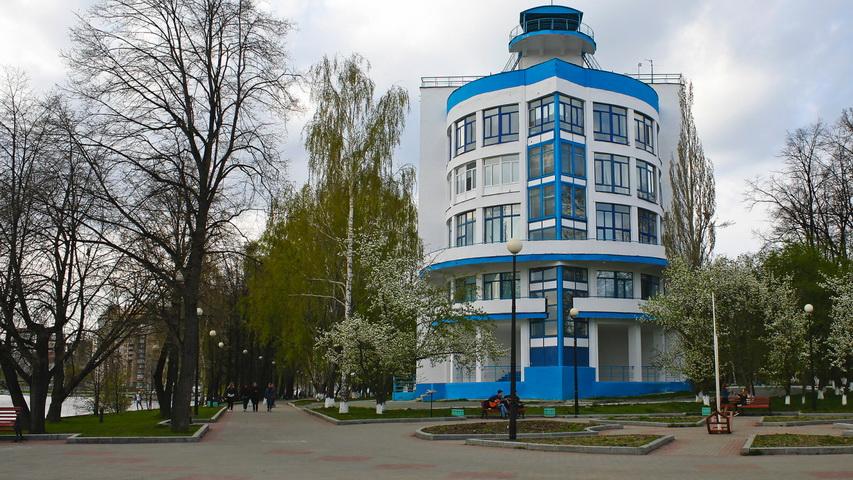 Дом физкультуры «Динамо» - один из главных памятников конструктивизма в Екатеринбурге