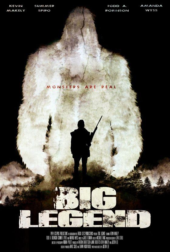 Постер фильма «Большая легенда»