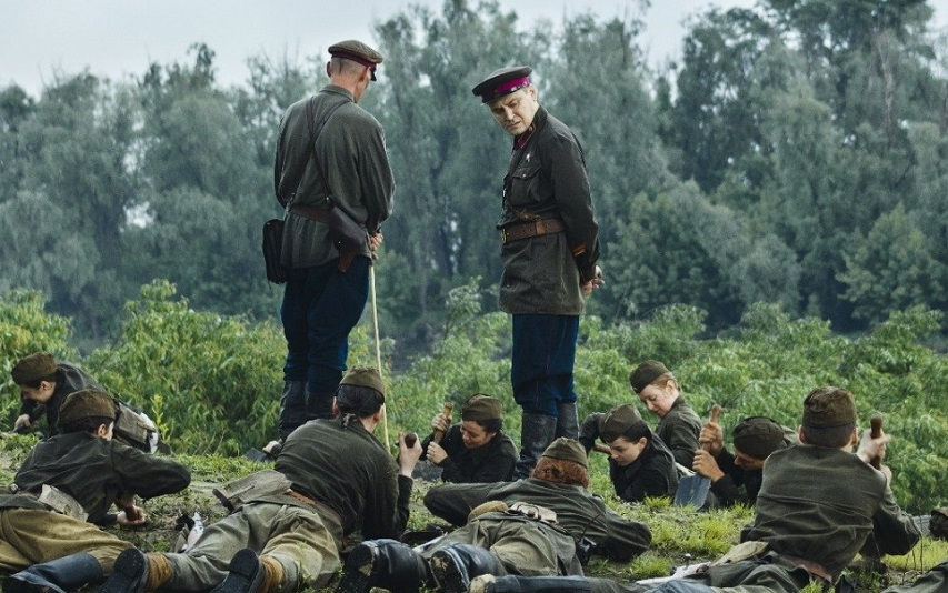 Кадр из фильма «Битва за Севастополь»