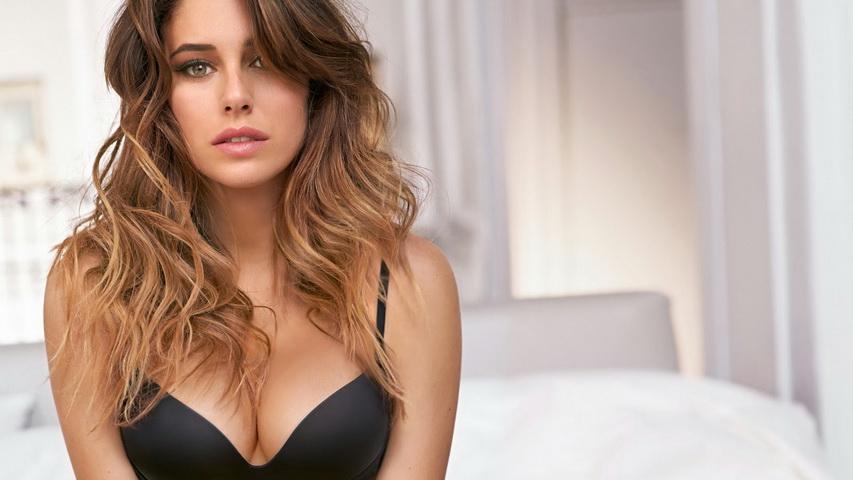 Актриса Бланка Суарес. Фото с сайта vk.com