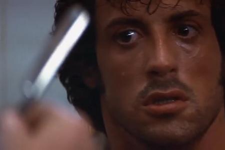 Кадр из фильма «Рэмбо: Первая кровь»