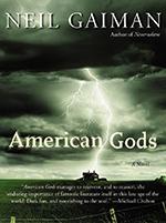 Американские боги (постер)