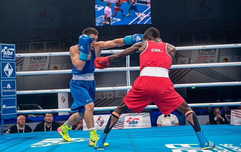 Фото с турнира по боксу предоставлено организаторами