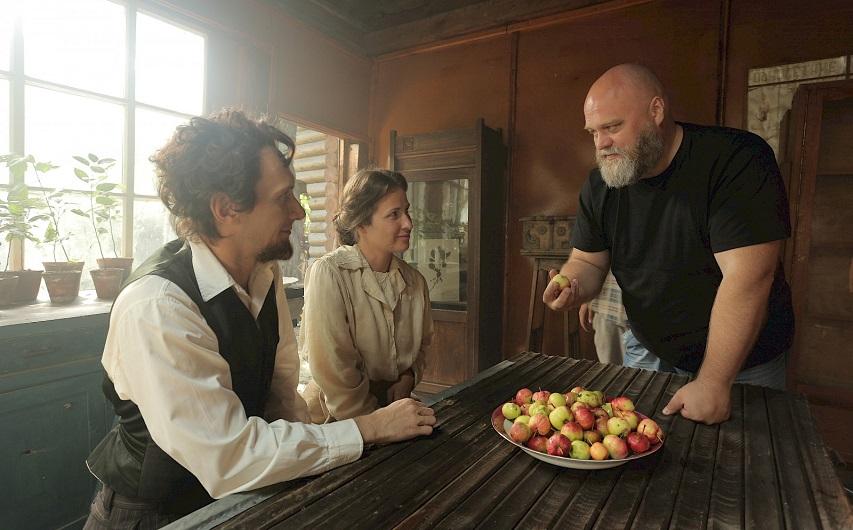 На съемках фильма «Последняя Милая Болгария». Фото с сайта 29f.org
