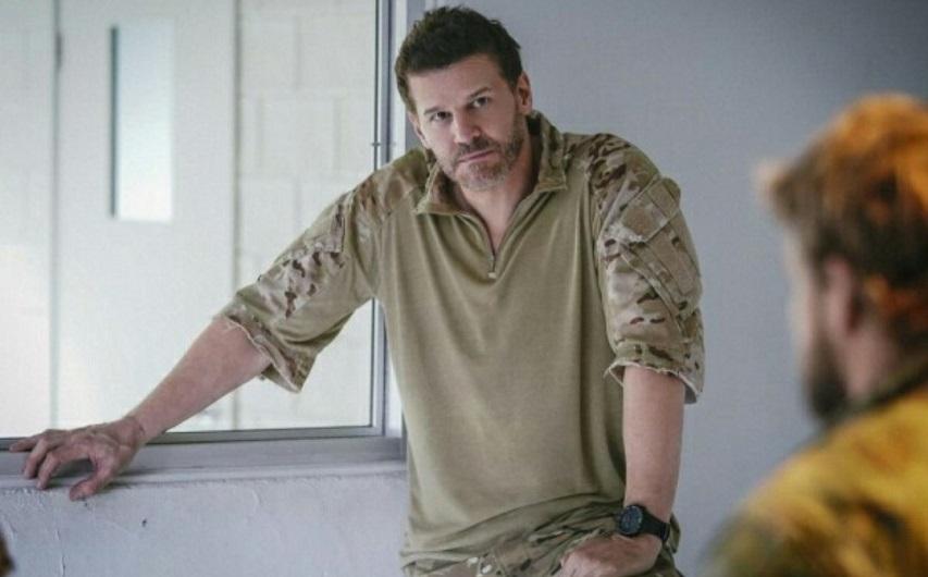 Кадр из сериала «Спецназ»