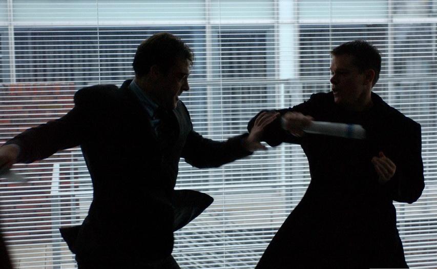 Кадр из фильма «Превосходство Борна»