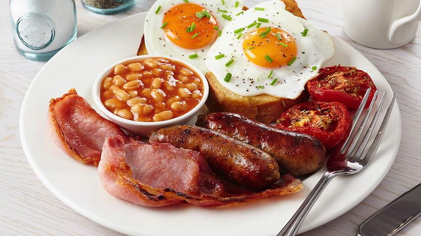 Завтрак. Фото с сайта pikabu.ru